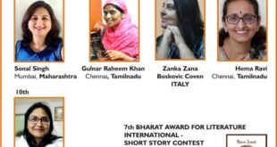 6th position in the Bharat Award